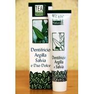Dentifricio Argilla e Salvia - TEA NATURA