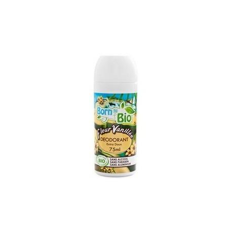 Deodorante Fiori di Vaniglia - BORN TO BIO