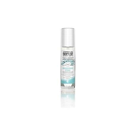 Deodorante spray basis sensitiv - LAVERA
