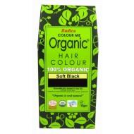 Colorante Vegetale per Capelli Soft Black - RADICO
