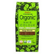 Colorante Vegetale per Capelli Beige Blonde - RADICO