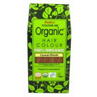Colorante Vegetale per Capelli Caramel Blonde - RADICO