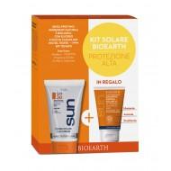 Sun Kit Crema Spf 30 + Shampoodoccia - BIOEARTH