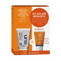 Sun Kit Crema SPF 50 Resistente all'acqua+ Shampoodoccia - BIOEARTH