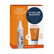 Sun Kit Crema Spray SPF 6 + Shampoodoccia - BIOEARTH