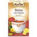 Detox con Limone Bio - YOGI TEA