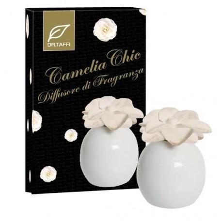 Diffusore di Fragranza Camelia Chic - DR.TAFFI