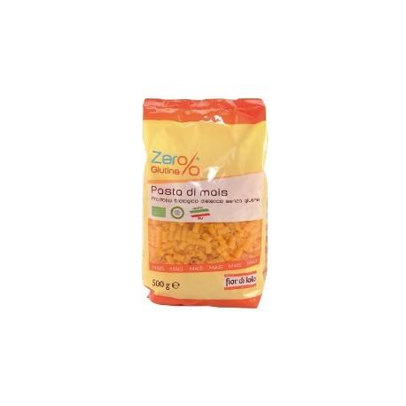 Ditalini di Mais Bio - Zero % Glutine - FIOR DI LOTO