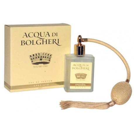 Eau de Parfum Speziato - Acqua di Bolgheri - DR. TAFFI