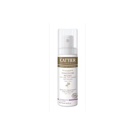 Eclat de Rose - Concentrato Contorno Occhi Anti-Age - CATTIER PARIS