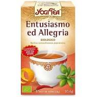 Entusiasmo ed Allegria Bio - YOGI TEA