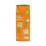 Crackers al Sesamo e Rormarino - ECOR