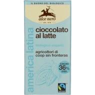 Tavoletta di Cioccolato al Latte - ALCE NERO