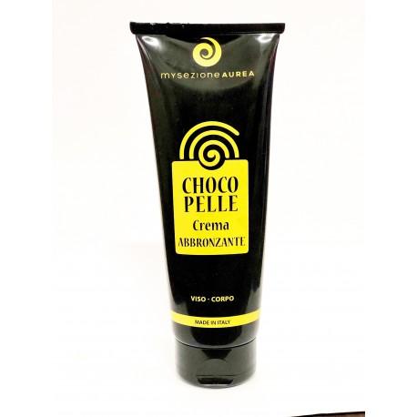 Crema Abbronzante Choco Pelle - SEZIONE AUREA