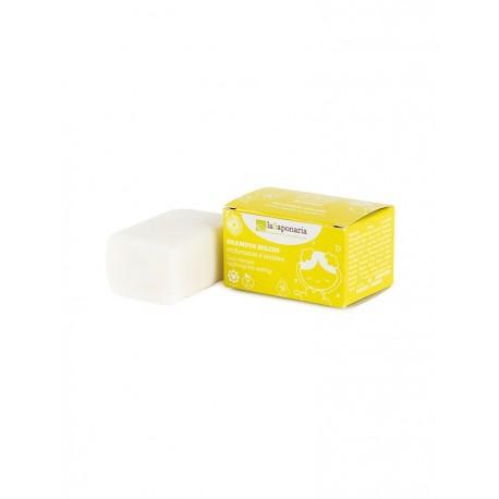 Shampoo solido - rinforzante e lenitivo - LA SAPONARIA