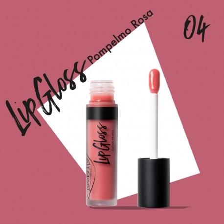 Lipgloss n4 Pompelmo Rosa - PUROBIO
