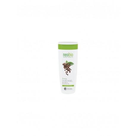 Gel doccia Energizzante Bio Caffeina e The Verde - NEOBIO