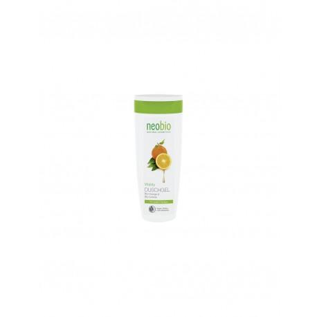 Gel doccia Rivitalizzante Bio Arancio e Limone - NEOBIO
