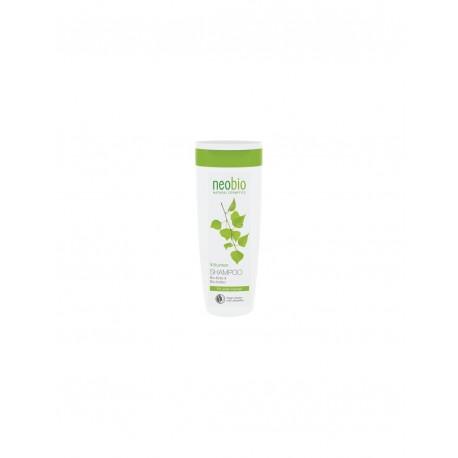 Shampoo Volume con Bio Caffeina e Betulla - NEOBIO
