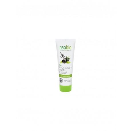 Crema Idratante 24 h bio Aloe e Acai - NEOBIO