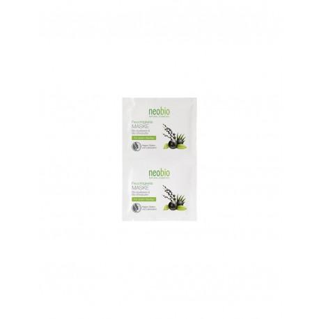 Maschera Idratante Bio Aloe Vera e Bacche di Acai - NEOBIO