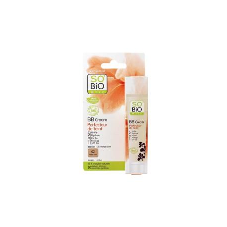 BB Cream 02 Beige Luminoso - SO' BIO ETIC