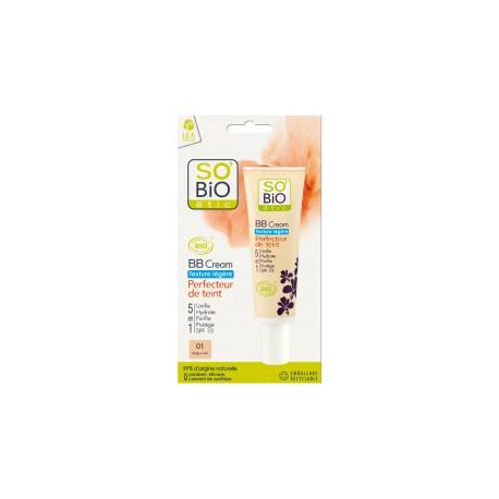 BB Cream Texture Leggera 01 Beige Naturale - SO' BIO ETIC