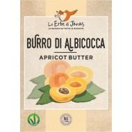Burro Di Albicocca - LE ERBE DI JANAS