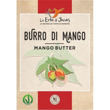 Burro di Mango - LE ERBE DI JANAS