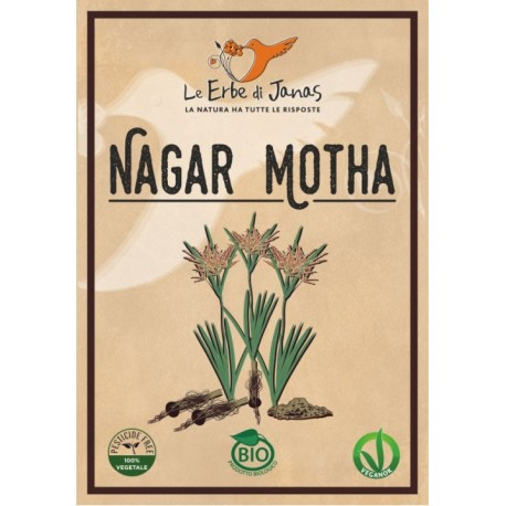 Nagar Motha - LE ERBE DI JANAS