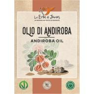 Olio Di Andiroba - LE ERBE DI JANAS
