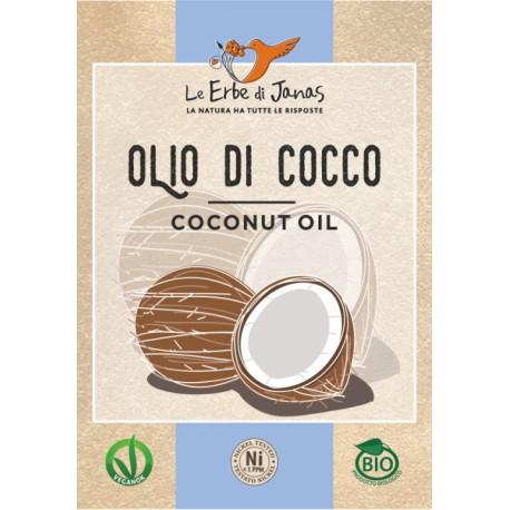 Olio Di Cocco 50ml - ERBE DI JANAS