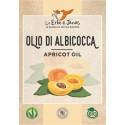 Olio Di Albicocca 100ml  - LE ERBE DI JANAS