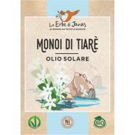 Monoi di Tiarè 50ml - LE ERBE DI JANAS
