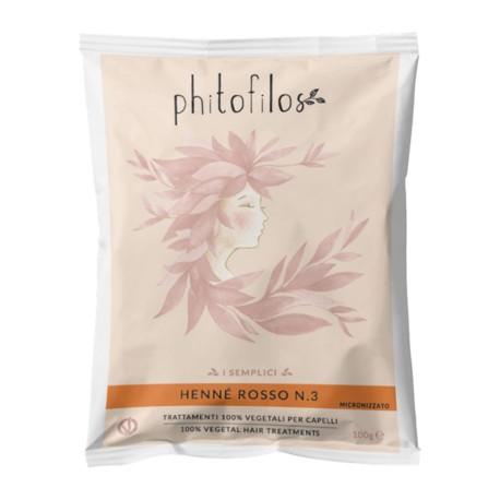 Henne' Rosso N.3 100 gr - PHITOFILOS