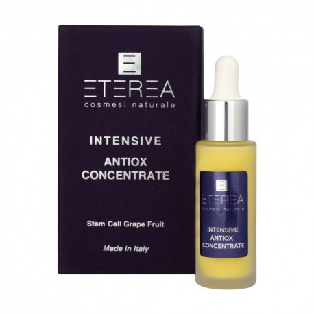 Intensive Antiox Concentrare - ETEREA COSMESI NATURALE