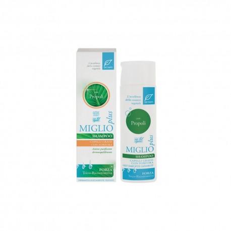 Shampoo Propoli Bio Miglio Plus - DR. TAFFI