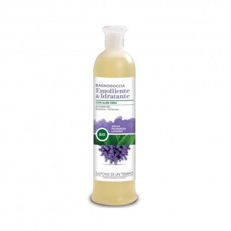 Bagnodoccia emoliente – idratante – 500 ml - SAPONE DI UN TEMPO
