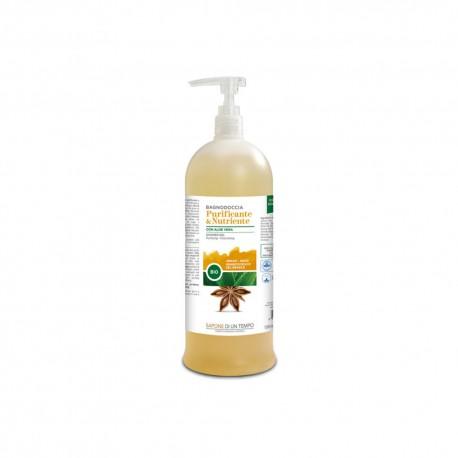 Bagnodoccia purificante – nutriente – 1500 ml - SAPONE DI UN TEMPO