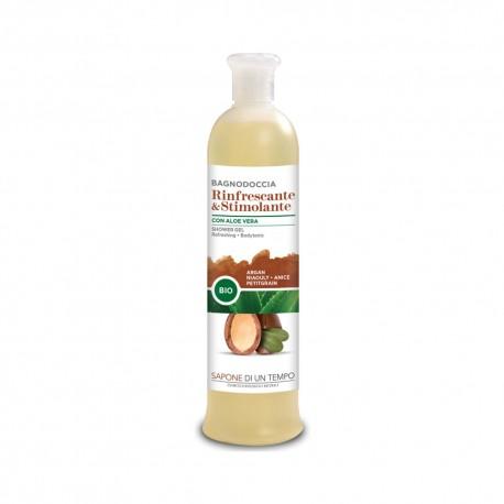 Bagnodoccia rinfrescante – stimolante - 500 ml – SAPONE DI UN TEMPO