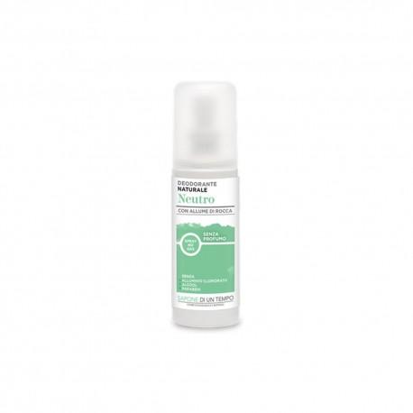 Deodorante Spray Neutro - SAPONE DI UN TEMPO