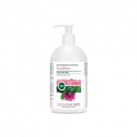 Detergente intimo lenitivo - Melissa e Niaouly - SAPONE DI UN TEMPO