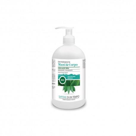 Detergente mani e corpo - Niaouly -  SAPONE DI UN TEMPO