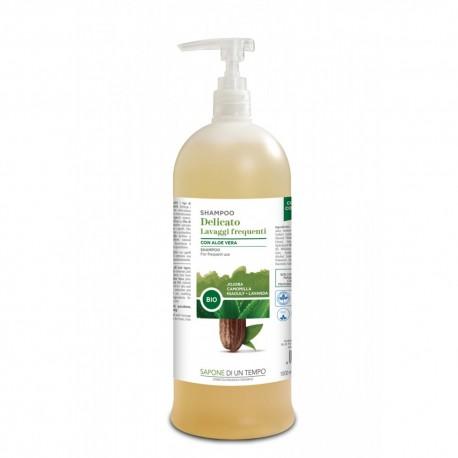 Shampoo delicato lavaggi frequenti 1500 ml – SAPONE DI UN TEMPO