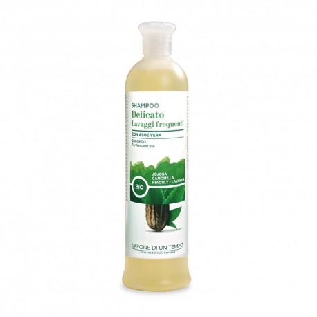Shampoo delicato lavaggi frequenti 500 ml – SAPONE DI UN TEMPO