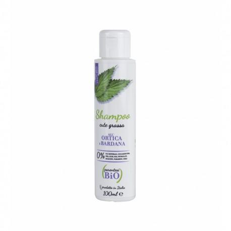 Shampoo Cute Grassa all'ortica e bardana 100 ml - PARENTESI BIO