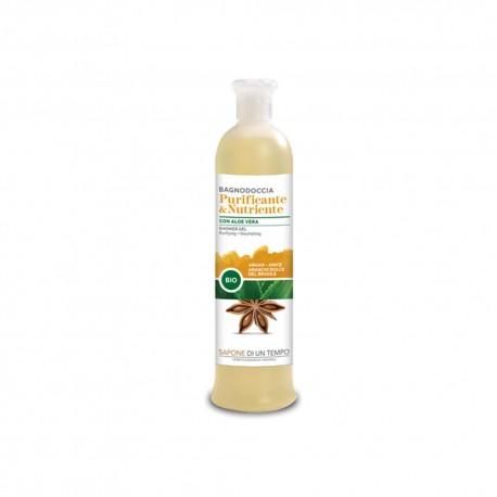 Bagnodoccia purificante – nutriente – 500 ml - SAPONE DI UN TEMPO