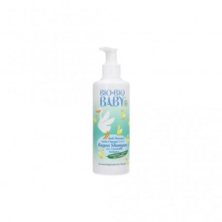 Bagno-Shampoo alla camomilla - BIO BIO BABY