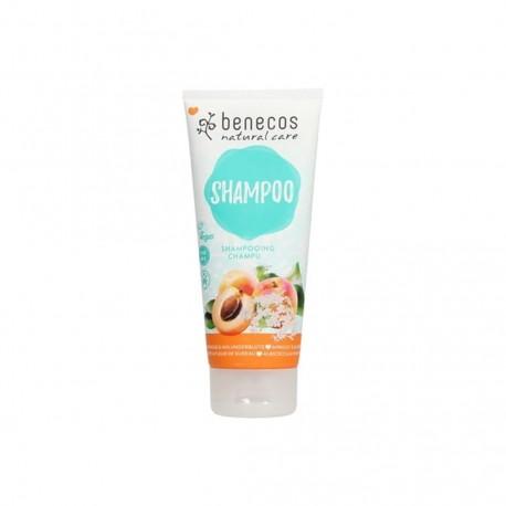 Natural Shampoo Apricot & Elderflower - BENECOS