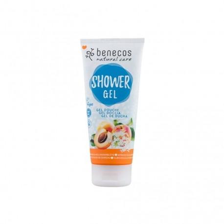Natural Shower Gel Apricot & Elderflower - BENECOS